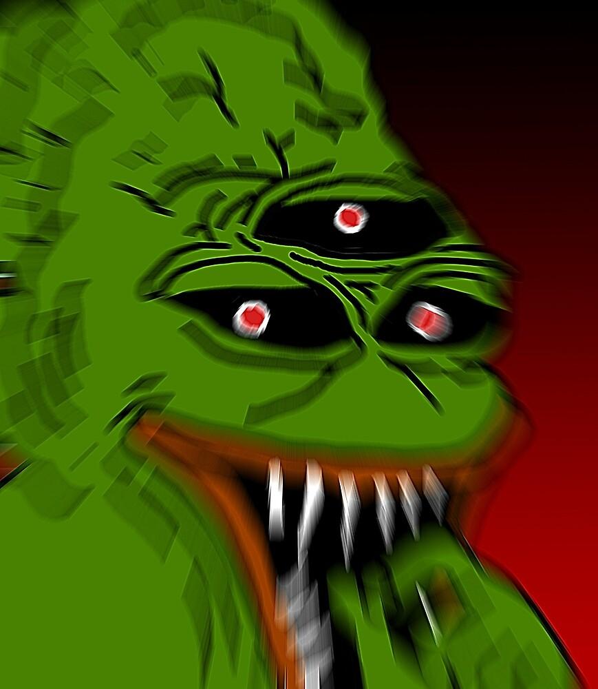 Sehr unheimlich Pepe von jamsbrah