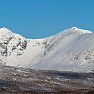 An Teallach Winter Panorama by derekbeattie