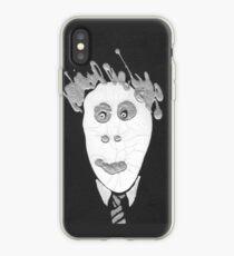 Slenderman - Le Spectre iPhone Case