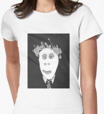 Slenderman - Le Spectre Women's Fitted T-Shirt