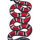 snake by Ochovisualroom