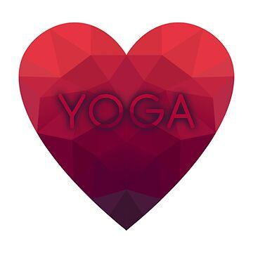 Yoga by sub7anallah