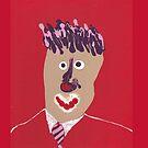 « Albert le Clown personnage de Martin Boisvert » par Martin Boisvert