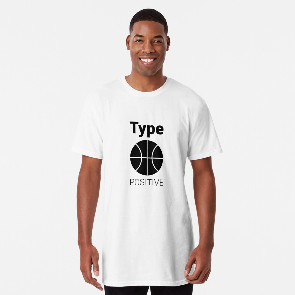 Basketball is in the blood T-shirt Long T-Shirt