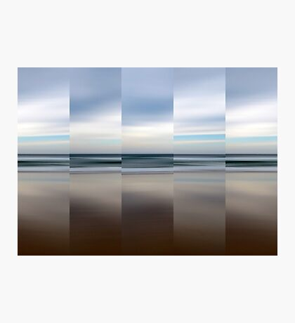 Changing With The Tide Photographic Print