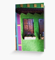 welcome Greeting Card