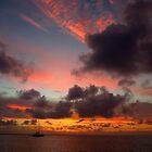 Moody Sunset  by Amanda Diedrick