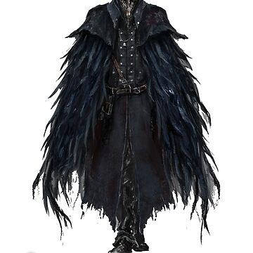Bloodborne - Eileen the Crow by CataRedBubble