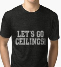Ceiling fan costume mens t shirts redbubble ceiling fan costume tri blend t shirt aloadofball Images