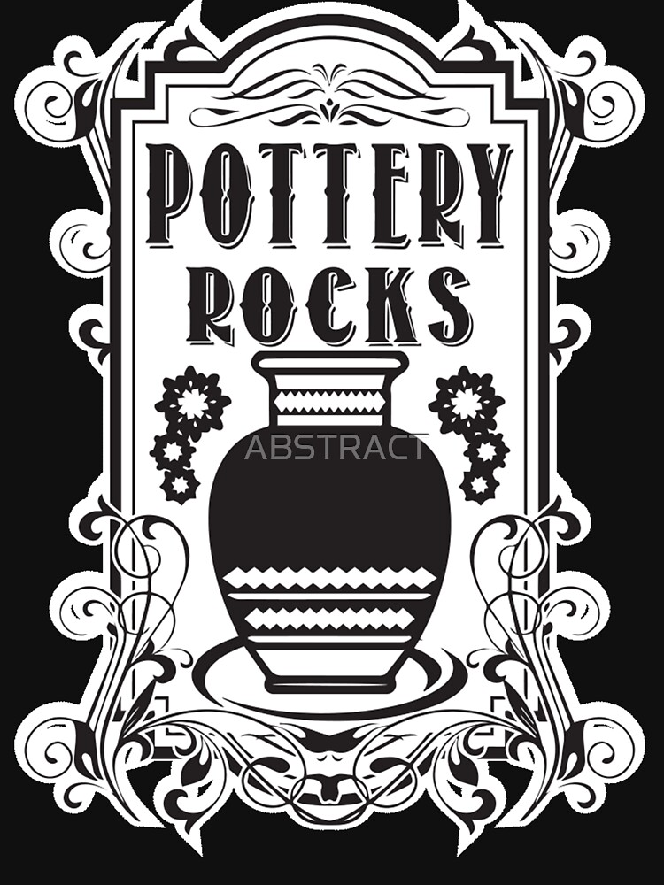 Pottery Rocks by ABSTRACT