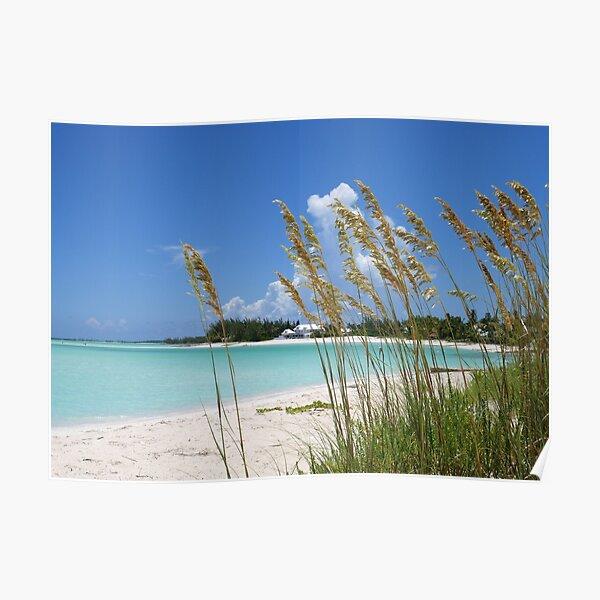 Treasure Cay Beach III Poster