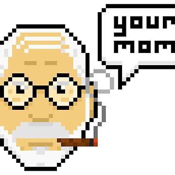 Pixel Freud by Rilly579