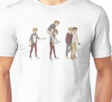 Up All Night Tour Unisex T-Shirt