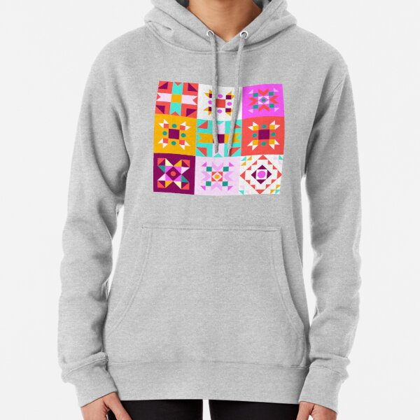 Maroccan dream - pattern no 2 Pullover Hoodie