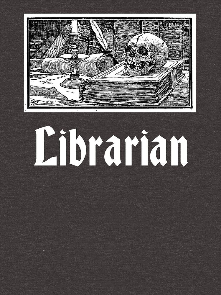 Bibliothekar von miniverdesigns