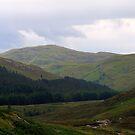 Highland  View by Alexander Mcrobbie-Munro