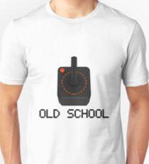 Old school - Classic Atari Controller Unisex T-Shirt