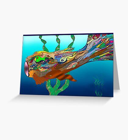 Fish - Plural Greeting Card