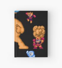 ManMega One Pixels Hardcover Journal