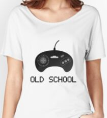 Old school - Sega Genesis Controller Women's Relaxed Fit T-Shirt
