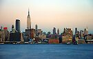 Romantic New York City by Extraordinary Light