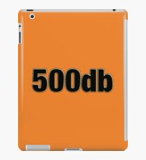 500 db iPad Case/Skin