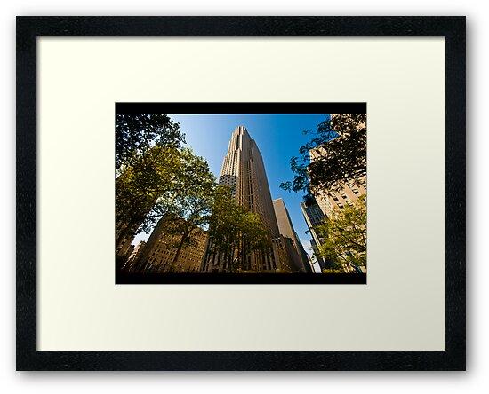 Rockefeller Center by Dominic Kamp