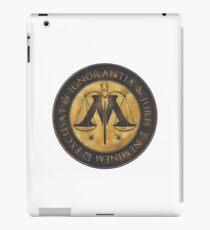 Ministry of Magic iPad Case/Skin
