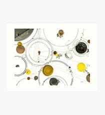 An Astronomical Misunderstanding Art Print