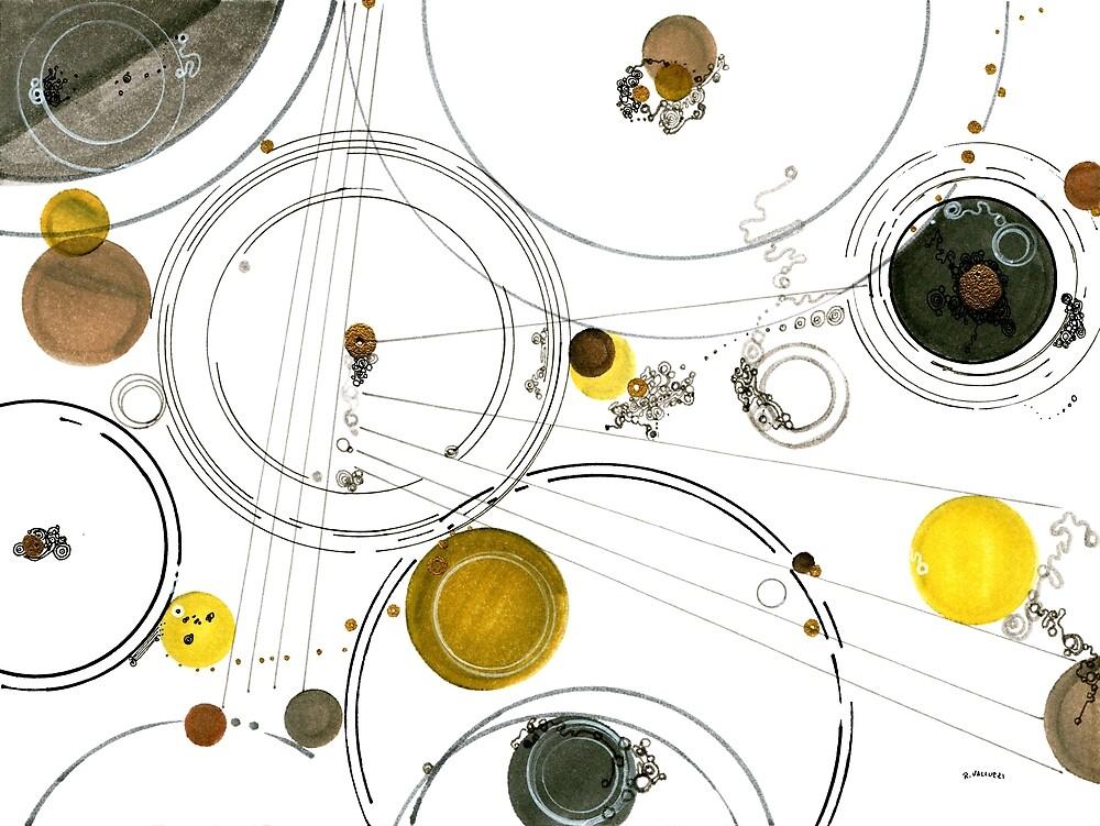 An Astronomical Misunderstanding by Regina Valluzzi