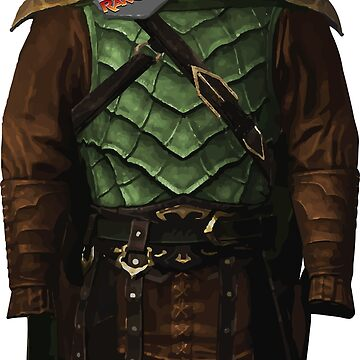 Dungeon Adventurewear: Ranger by SnakeEyes0217