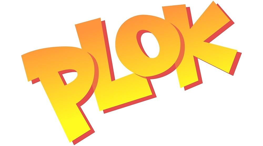 Plok! by Delightype