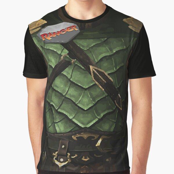 Dungeon Adventurewear: Ranger Graphic T-Shirt