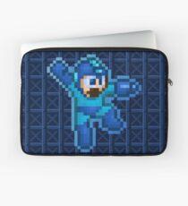 Megaman Jump Shoot Laptop Sleeve