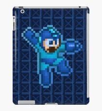 Megaman Jump Shoot iPad Case/Skin