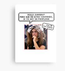 Amaia OT - Pamplona Metal Print