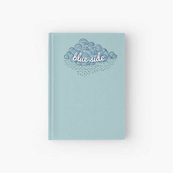 Back To The Blue Side Jhope Hope World Quote  Hardcover Journal