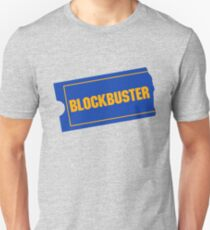 BLOCKBUSTER Unisex T-Shirt