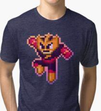 ElecMan Pixels Tri-blend T-Shirt