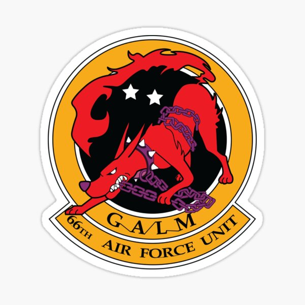 Ace Combat Galm Team Sticker