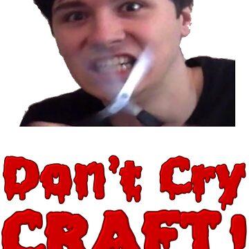 Don't Cry, Craft! (DanAndPhilCRAFTS) by willnofriends