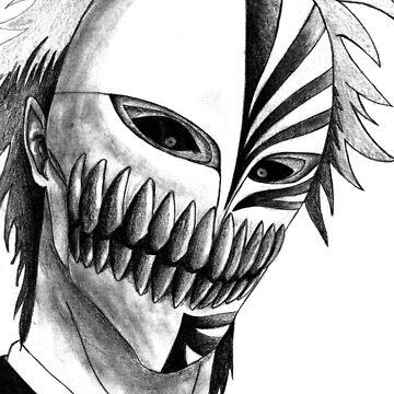 Bleach Ichigo Hollow by Davidisla39