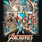 Anchovies Future War by trheewood
