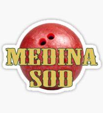Medina Sod Sticker