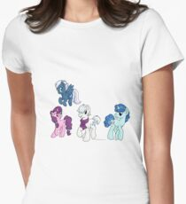 Cutie Markless Women's Fitted T-Shirt