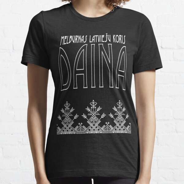 Daina | Deco black | 30th anniversay Essential T-Shirt