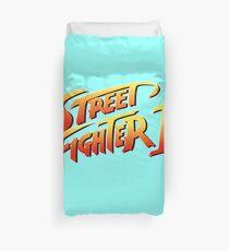 Street Fighter 2 Duvet Cover