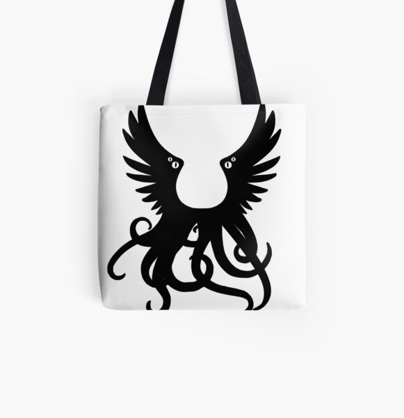 Ghost's Banner All Over Print Tote Bag