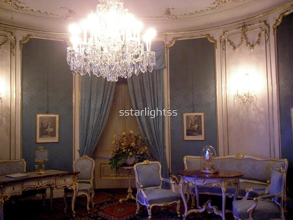 Round Room - the Emperor's bureau by sstarlightss