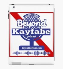 Beyond Kayfabe Podcast - Pabst iPad Case/Skin